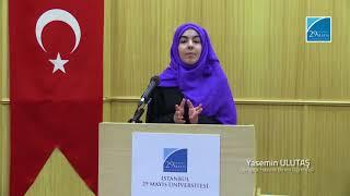 Arapça Hazırlık Sınıfı Öğrencimizin Arapça Sunumuyla Mehmet Akif Ersoy