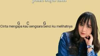 Lirik dan chord lagu Pilih Saja Aku ~ Petra Sihombing ~ cover chintya gabriella