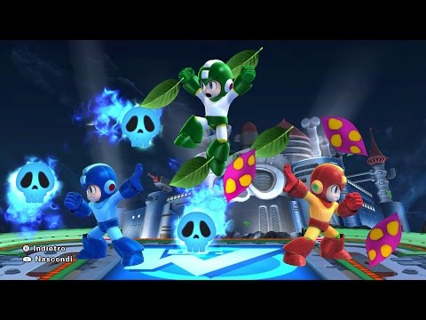 Super Smash Bros. Wii U - Every Custom Move (with comparisons)