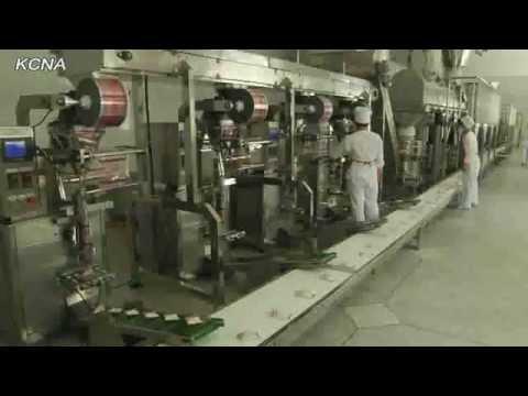 Inaugurado proceso de producción de harina de leche de soya en Fábrica de Alimentos para Niños