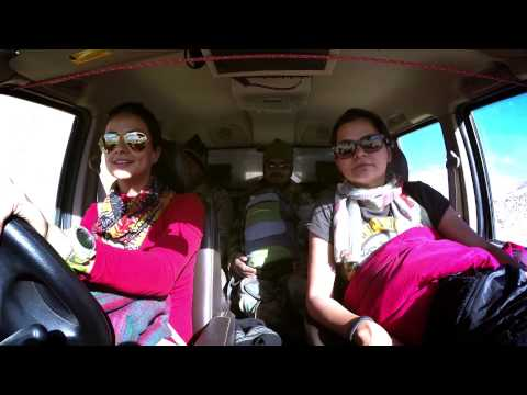 Off Road with Gul Panag : Ladakh - Episode 3 (Mahindra Scorpio)