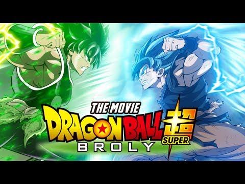 PRIMEROS MINUTOS PELICULA DRAGON BALL SUPER : BROLY | VEGETA VS BROLY
