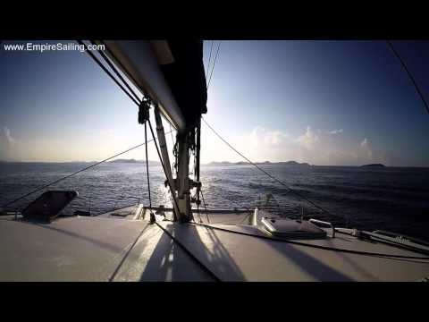 Relaxing Sailing Music Video - British Virgin Islands - Empire Sailing