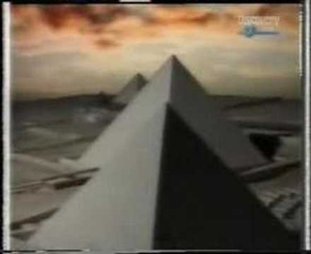 Secrets of the Pyramids and Sphinx - part 1