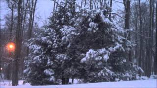 Winter In The Appalachian Mountains
