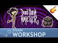 DST MODlight - Glomster Companion, 10 Leggybirds, Quick Drop & More - Don't Starve Together