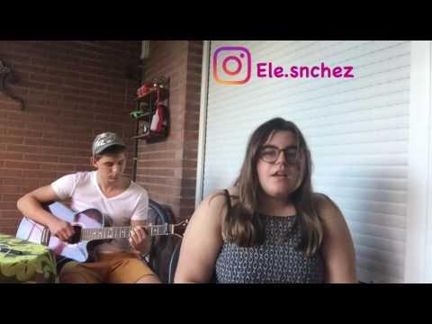 Treat you better  Cover Elena Sánchez