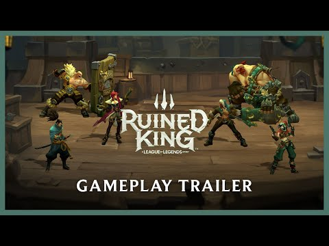 Ruined King: A League of Legends Story | Official Gameplay Trailer