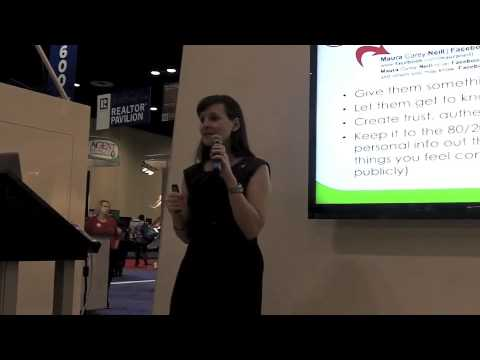 Maura Neill, REALTOR - Creating a Public-Facing Facebook Profile - Social  Media for Real Estate
