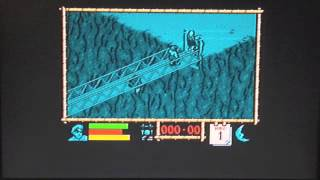 Where Time Stood Still - Atari ST