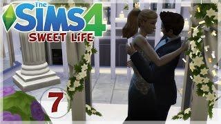 The Sims 4-Сладкая жизнь|#8 Неудачная свадьба