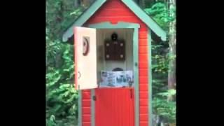 Туалет на даче(Туалет на даче. Все согласятся, что это важное условие комфортного пребывания да даче. Ведь туалет далеко..., 2014-05-24T05:01:27.000Z)