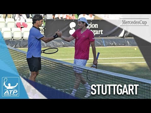 Story Of The 2017 MercedesCup In Stuttgart