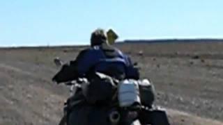 Irish American Murphy Goes Bananas On Route 40 Argentina