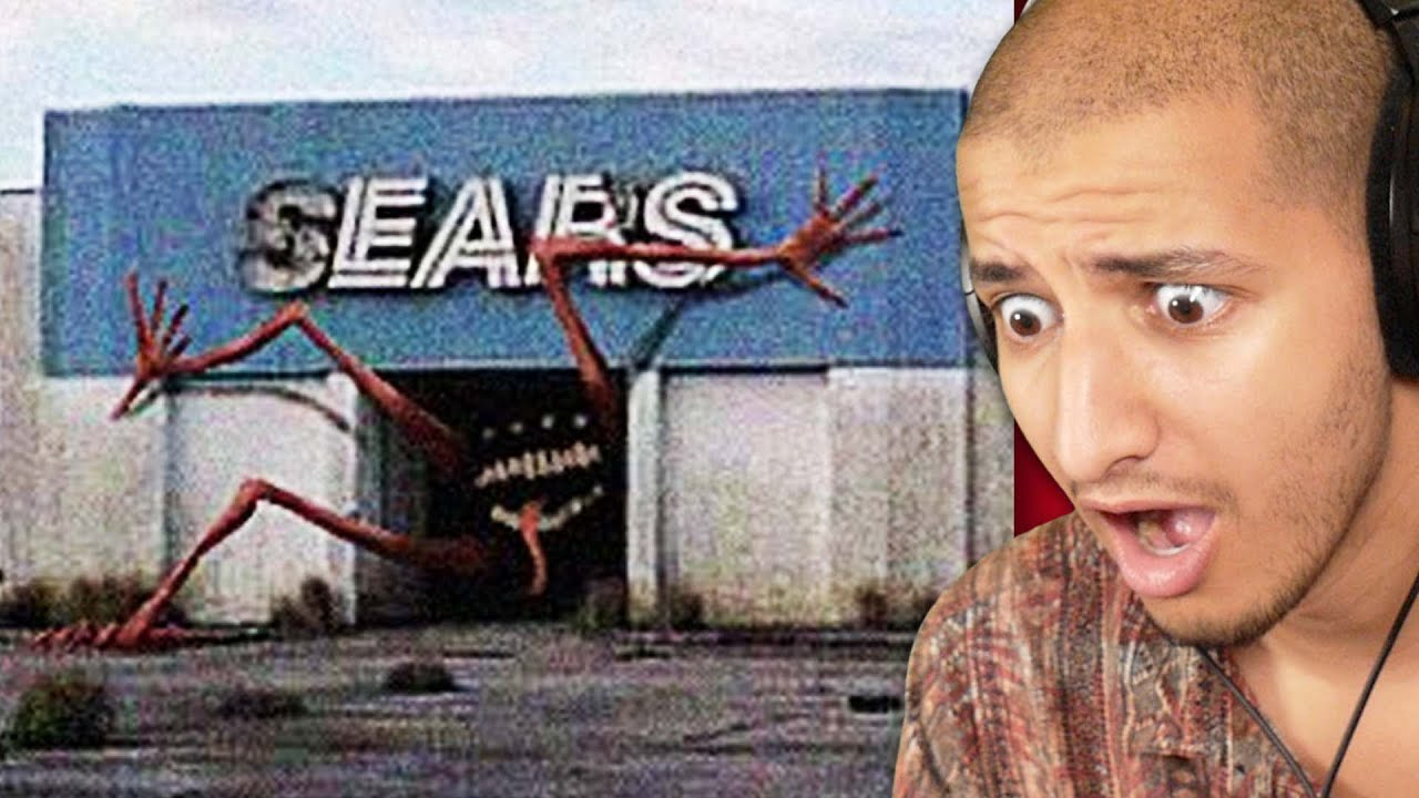 Do NOT Enter This CURSED MALL at 3AM... (Scary)
