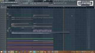 [FL STUDIO] HandsUp / Dance Song #2: FLP free download