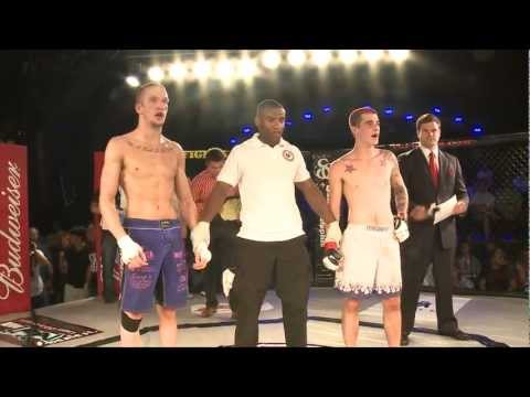 V3FIGHTS: Nick Davis vs Jesse James Wallace
