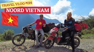 Vlog #014 - MOTORRIJDEN door NOORD VIETNAM
