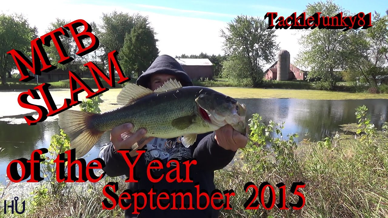 Mtb slam september 2015 slam of the year bass fishing for Bass fishing challenge