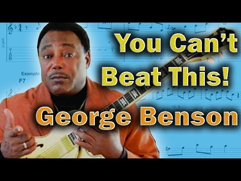 George Benson - This is The Best Jazz Blues Solo I know