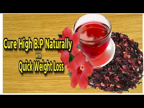 tea-to-lose-weight-fast-and-lower-blood-pressure-naturally,-hibiscus-tea-health-benefits