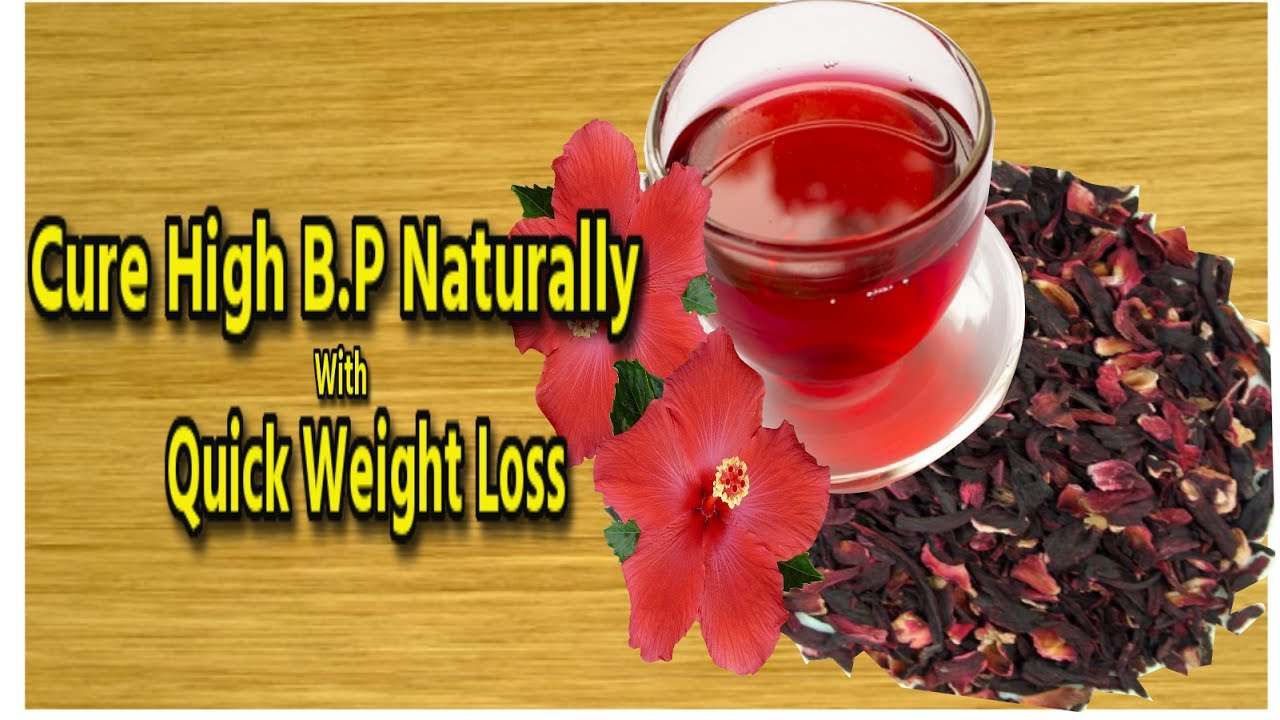 Tea To Lose Weight Fast And Lower Blood Pressure Naturally Hibiscus