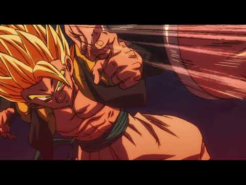 Dragon Ball Super _ Broly _ Broly VS Gogeta Theme Song (go Broly)