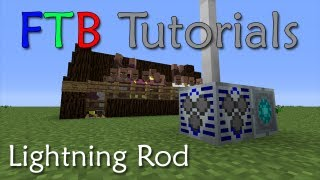 FTB Tutorials: GregTech Lightning Rod