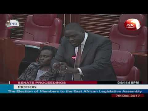 EALA to transact business after the joint parliamentary select committee