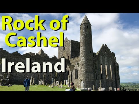 Rock of Cashel, Ireland's Sacred Ruins