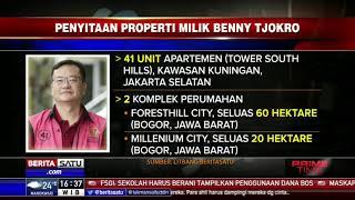 Daftar Aset Milik Benny Tjokro Yang Sudah Disita