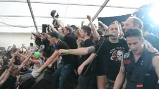 LOS FASTIDIOS - Antifa Hooligans live @ Zikenstock Festival - Le Cateau Cambresis 08.05.2015