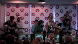 "Paolo Nutini performs ""Coming Up Easy"" live at Waterloo Records in Austin, TX"