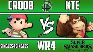 Spartan Weeklies #44, WR4: KTE(Donkey Kong) vs Croob(Ness)