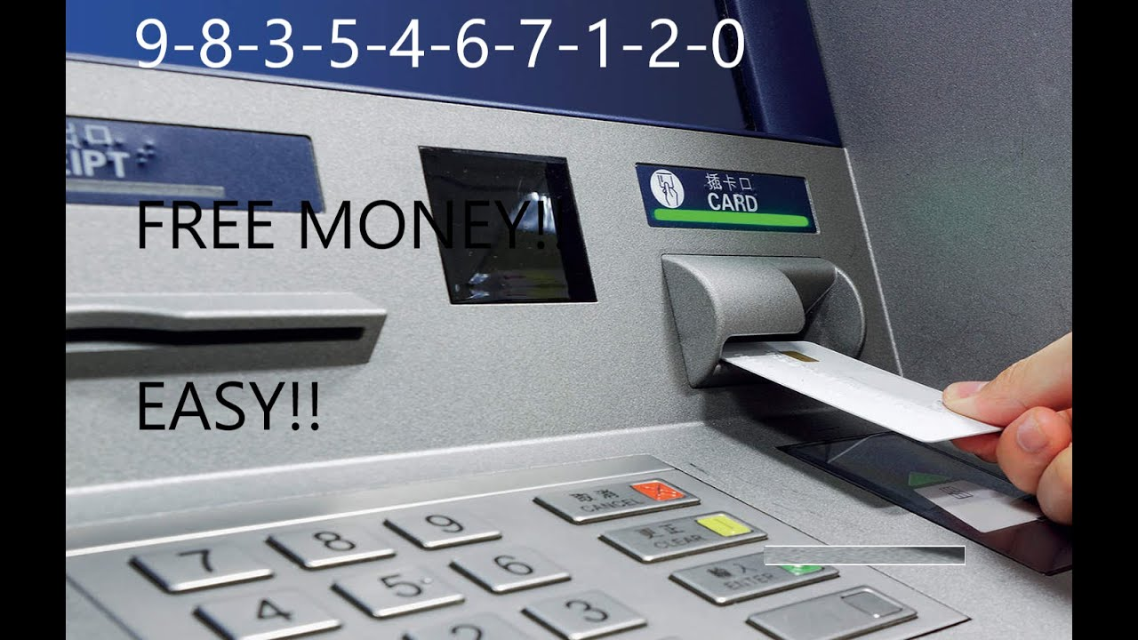 how to hack a atm with a psp