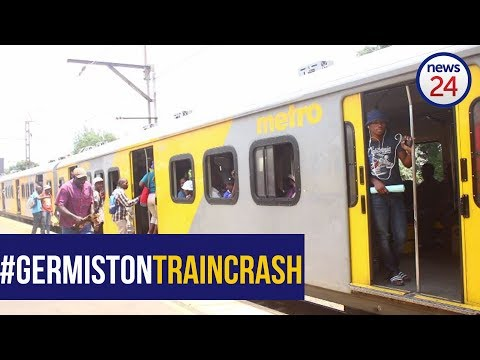 WATCH: Germiston train collision leaves more than 200 people injured