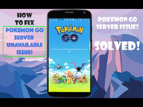 Pokemon Go Server