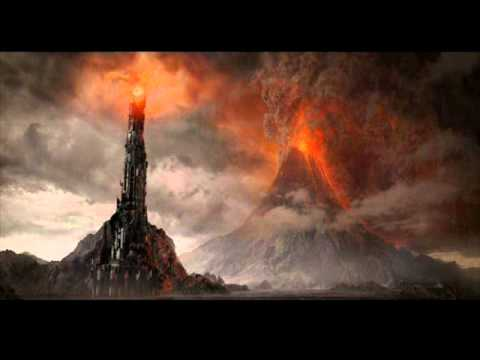 Lord Of The Rings Eye Of Sauron Music