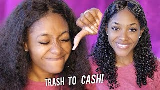 Tips On How to CARE A Lace Wig | RPGHair 3 Months Update | PETITE-SUE DIVINITII