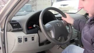 Удобная посадка за рулём. Как настроить сиденье, руль, зеркала.