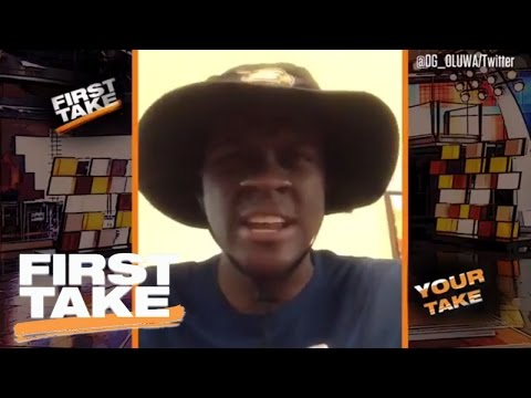 'Your Take' On Peyton Manning And The New York Knicks | First Take | May 11, 2017