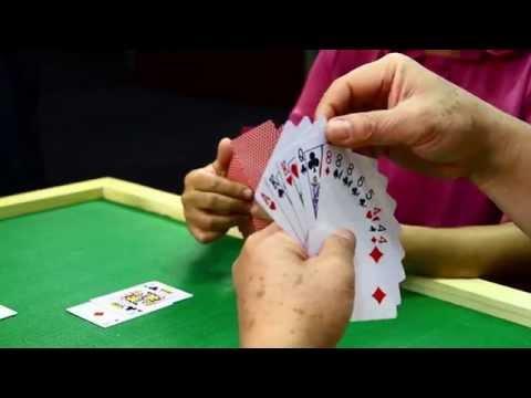 Big two card game