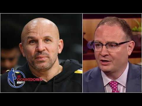 Woj explains why Jason Kidd removed his name from the Blazers' coaching search | NBA Countdown