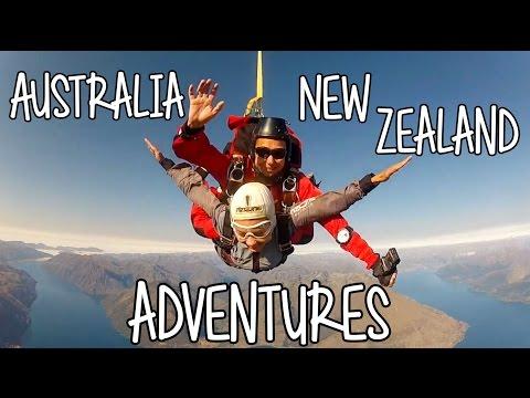 Australia & New Zealand Adventures