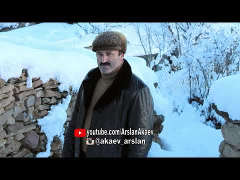 Магомед Абасов  . Зима в сердце . ( песня на аварском языке )
