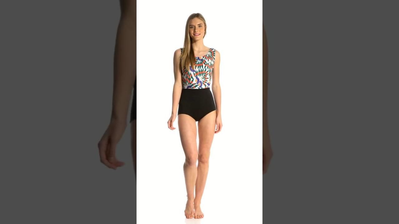 976739ff957d02 Seea Camburi Lido One Piece Swimsuit | SwimOutlet.com - YouTube
