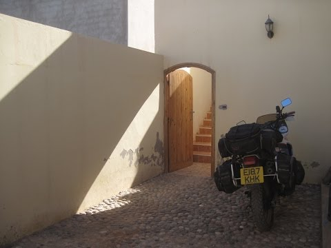 [Slow TV] Motorcycle Ride - Morocco - Guelmin to Mirleft (bis)
