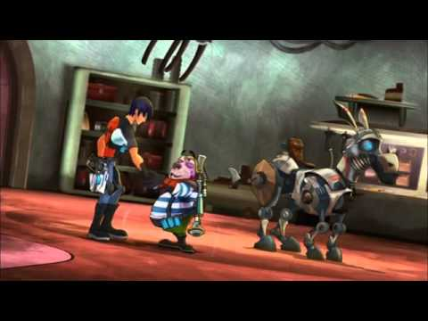 Slugterra - Season 4 Episode 6 - Get Pronto! from YouTube · Duration:  21 minutes 6 seconds