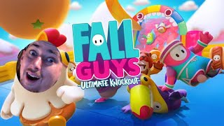 Fall Guys - Funny Fails and Road to 1st WIN