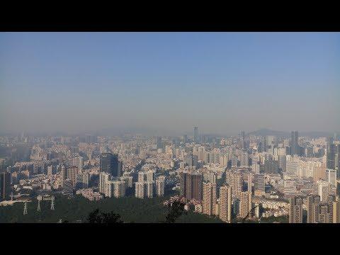 Nanshan Mountains, Shenzhen, Guangdong, China